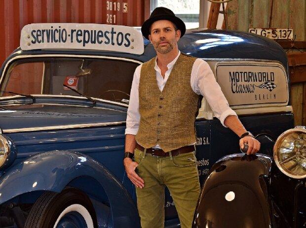 Christoph Baer, Centermanager der Motorworld Manufaktur Region Zürich
