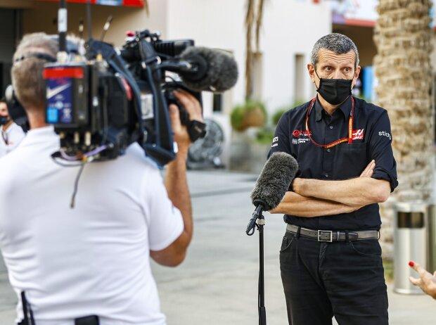 Günther Steiner, Interview