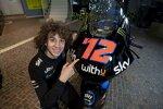 Marco Bezzecchi mit seiner Moto2-Kalex