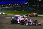 Lance Stroll (Racing Point) und Lando Norris (McLaren)