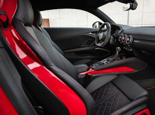 Audi TTS Competition Plus (2021)