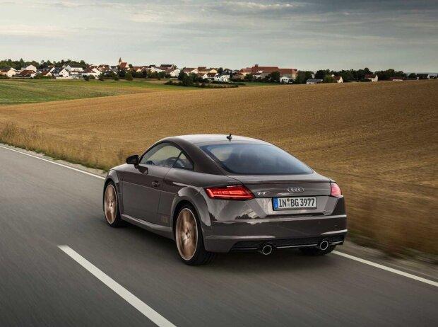 Audi TT Bronze Selection (2021)