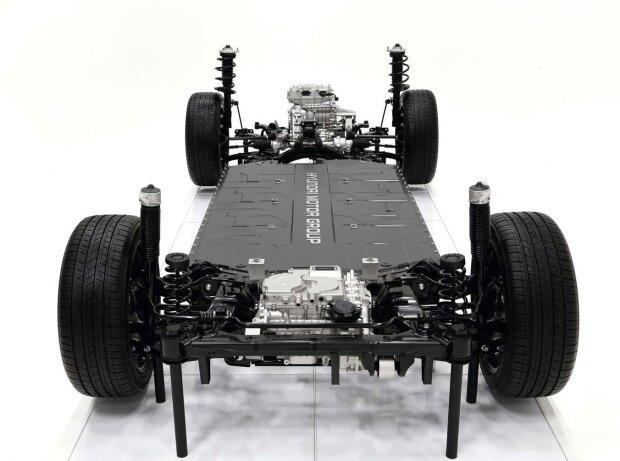 Hyundais E-GMP-Plattform