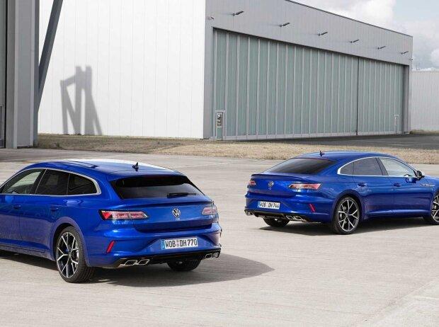 VW Arteon R und Arteon Shooting Brake R