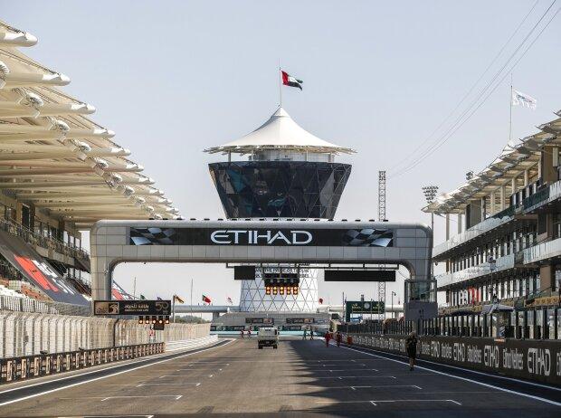 Yas Marina Circuit, 2020
