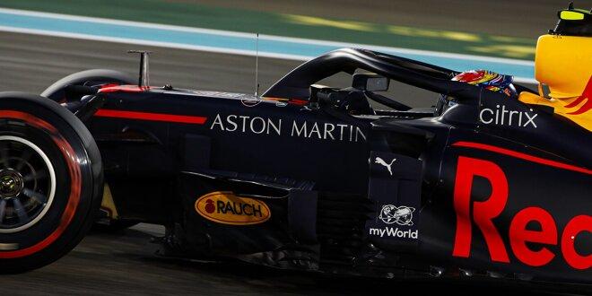 Red Bull Aston Martin Wird Als Titelsponsor Nicht Ersetzt