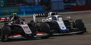 George Russell glaubt, Williams kann Haas 2021 schlagen