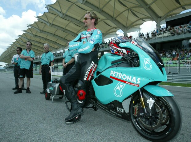 Foggy Petronas FP1