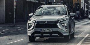 Mitsubishi Eclipse Cross: News, Gerüchte, Tests