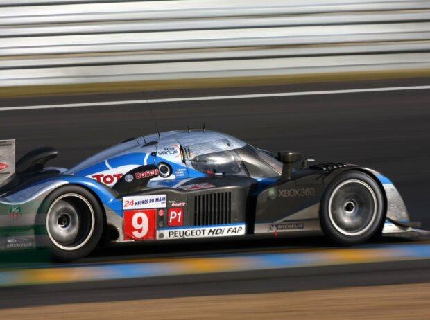 Alexander Wurz, David Brabham, Marc Gene