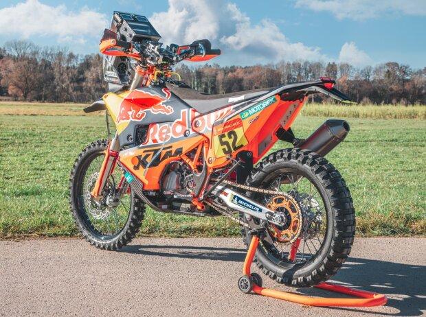 KTM 450 Rally 2021