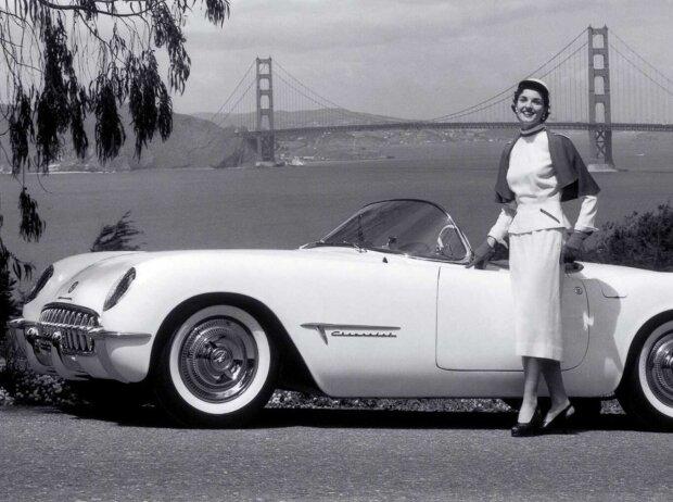 Corvette der ersten Generation