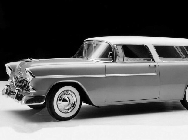Serienversion des Chevrolet Nomad (1955)