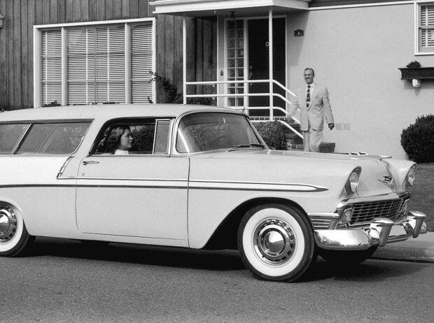 Chevrolet Nomad (1956)
