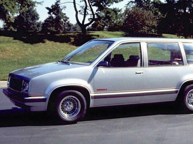 Chevrolet Nomad (1979)
