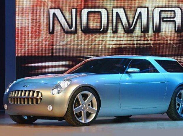 Chevrolet Nomad (Studie, 2004)