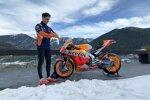 Pol Espargaro und seine Honda RC213V