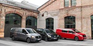 Mercedes-Benz V-Klasse: News, Gerüchte, Tests