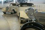 Pantheon Basel: Mercedes-Benz im Museum