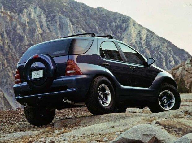 Mercedes AAVision (Studie der M-Klasse, 1996)