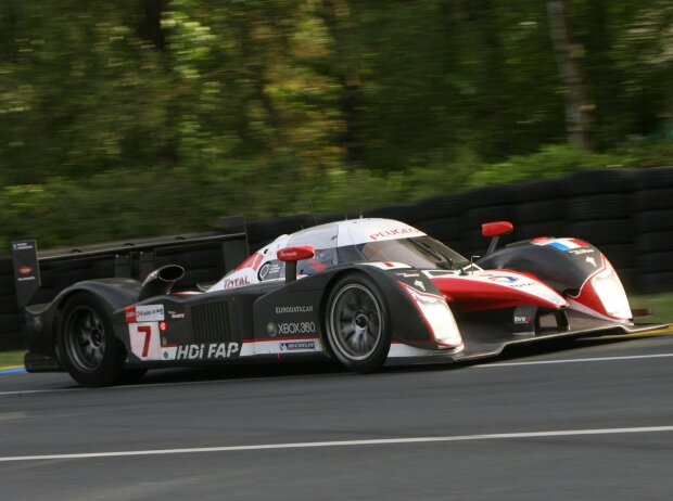 Jacques Villeneuve, Marc Gene, Nicolas Minassian