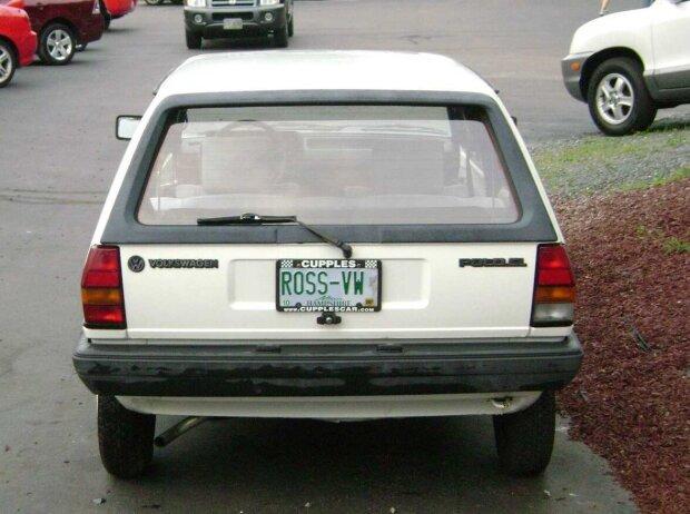 VW Öko Polo