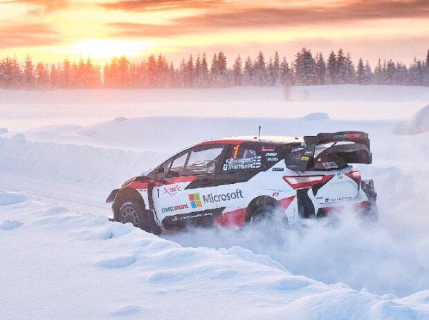 Arctic-Rallye