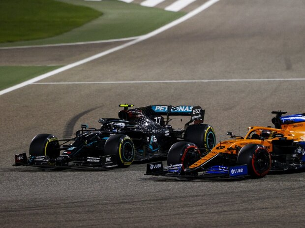 Valtteri Bottas, Carlos Sainz