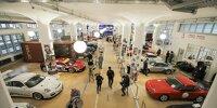 Race and Road Cars Motorworld Manufaktur Zürich