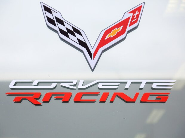 Logo: Corvette Racing
