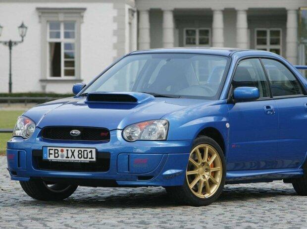 Subaru Impreza 2.0 WRX STI (Modelljahr 2004)