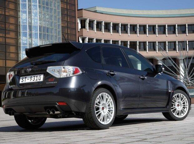Subaru Impreza WRX STI (Modelljahr 2008)
