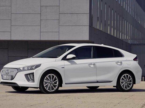 Hyundai Ioniq Elektro überarbeitet (2019)