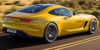 Mercedes-AMG GT Rendering