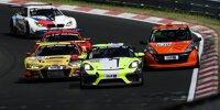 Porsche Cayman, Renault Clio, Audi R8 LMS GT3, BMW M6 GT3