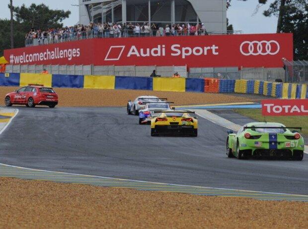24h Le Mans, Safety-Car