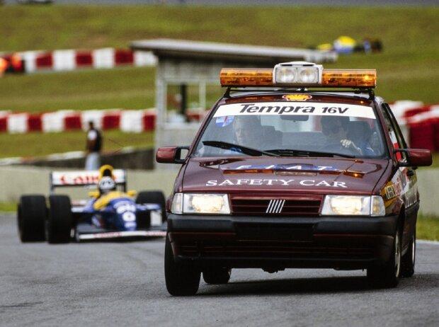 Safety-Car, Damon Hill