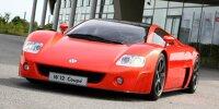 Vergessene Studien: VW W12 Nardo (1997/2002)