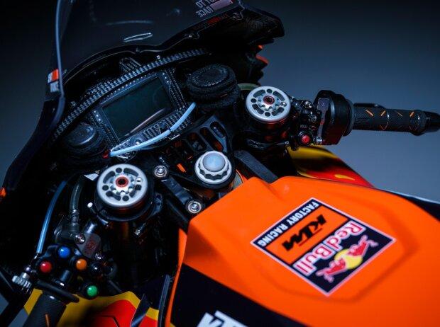KTM Dashboard