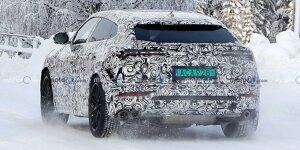 Lamborghini Urus: News, Gerüchte, Tests