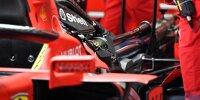 Ferrari SF1000, Motor, Antrieb