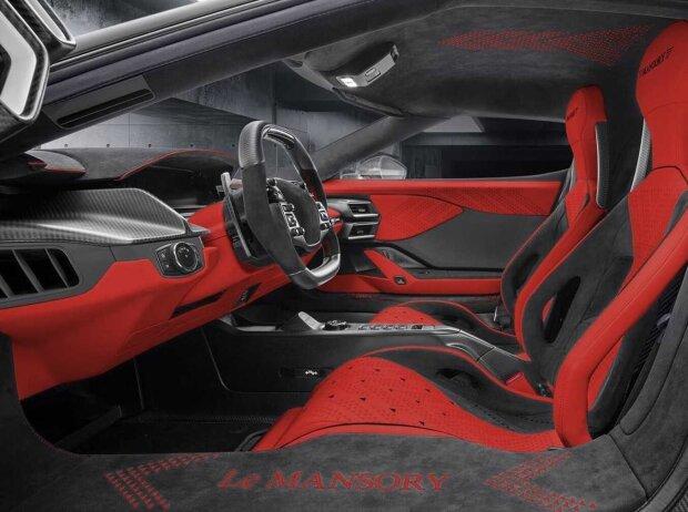 Ford GT aufgemotzt von Mansory