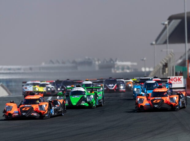 Asian Le Mans Series 2021, Start