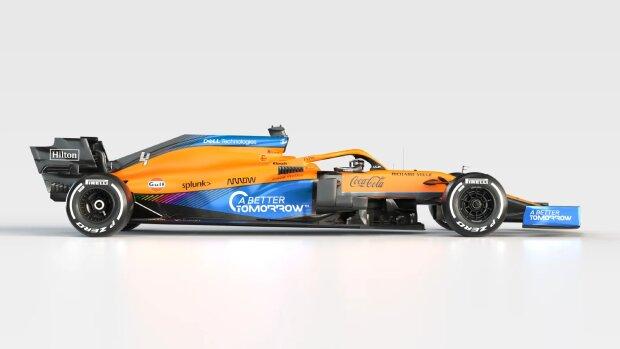 ~McLaren MCL35M~
