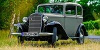 Opel P4 (1935-1937): Kennen Sie den noch?