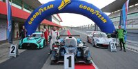 Javier Ibran Pardo dominiert die GT Winter Series in Portimao