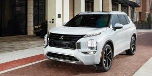 Mitsubishi Outlander: News, Gerüchte, Tests