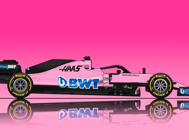Haas in BWT-Farben
