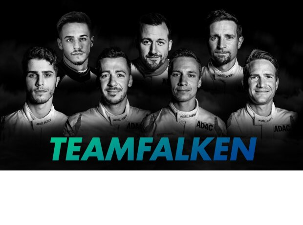 Dirk Werner, Klaus Bachler, Lance David Arnold, Martin Ragginger, Sven Müller, Thomas Preining, Alessio Picariello