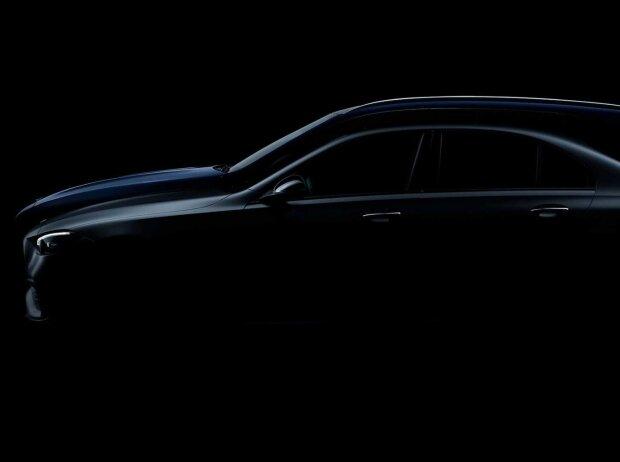 Mercedes C-Klasse Teaser